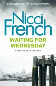 Summer reads – Waiting for Wednesday by Nicci French