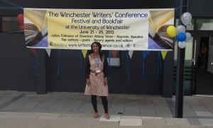 Winchester Writers' Conference 2013