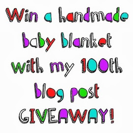 100th blog post giveaway!