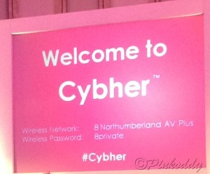 Cybher - Supporting women bloggers