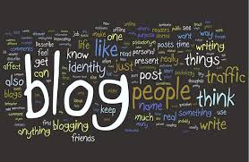To blog or not to blog, that is the question, therefore, I blog
