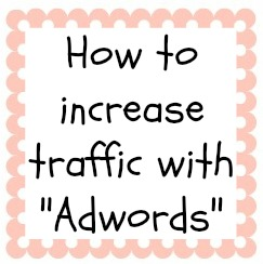 What is AdWords and how can it increase my blog traffic?