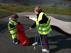 Community Litter Pick Earth Day