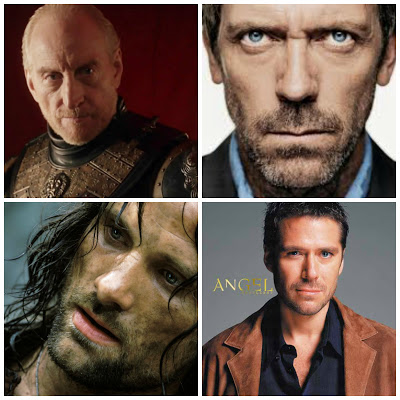 Actors you fancy ... but only in one particular role