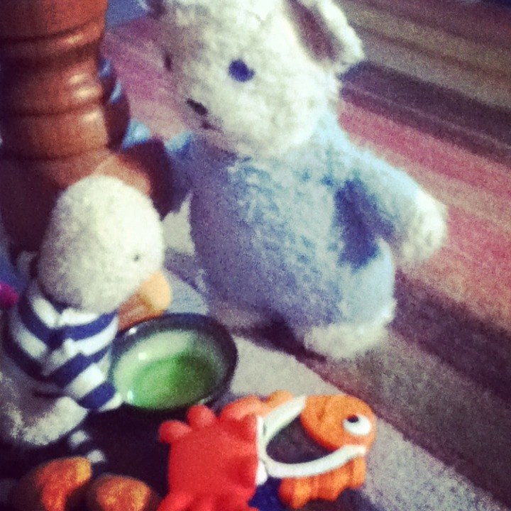 Great Saturday Adventures of Blue Ted and Mr Duck