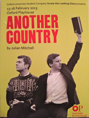 Another Country - Hulne Junior at the Oxford Playhouse