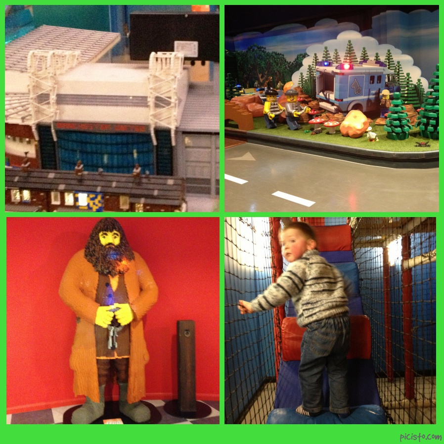 Legoland Discovery Centre: Review and Give Away!