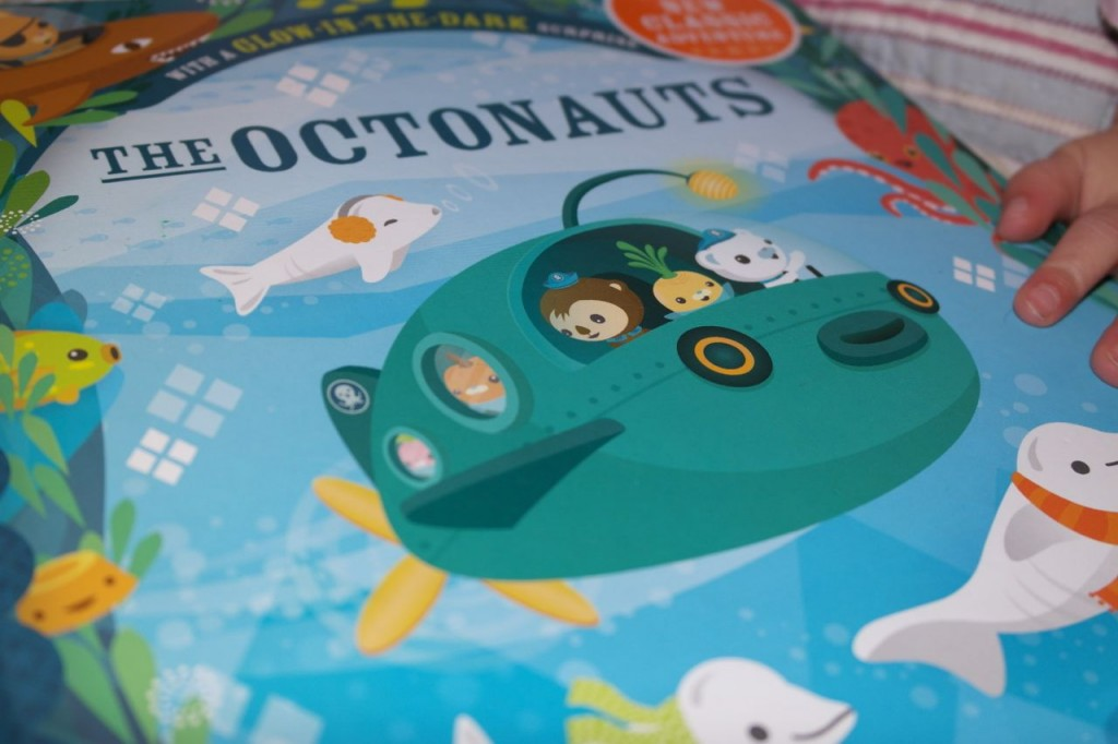 Review: The Octonauts Explore The Great Big Ocean