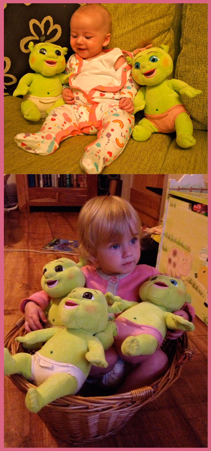 The Story Of The Shrek Babies