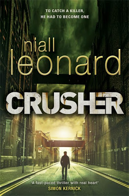 Friday Book Review - Crusher by Niall Leonard