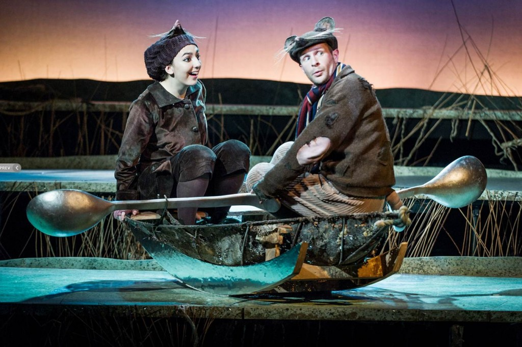 Wind in the Willows - Theatre, Books and Movies