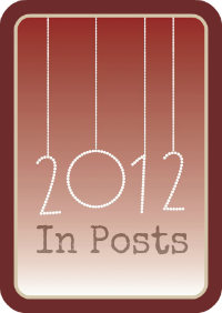 2012 in Posts