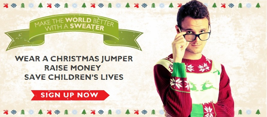Grab your Christmas Jumpers! #whereswoolly ?