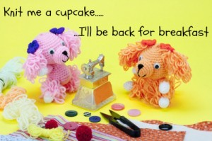 Mum blogs: Knit me a cupcake, I'll be back for breakfast