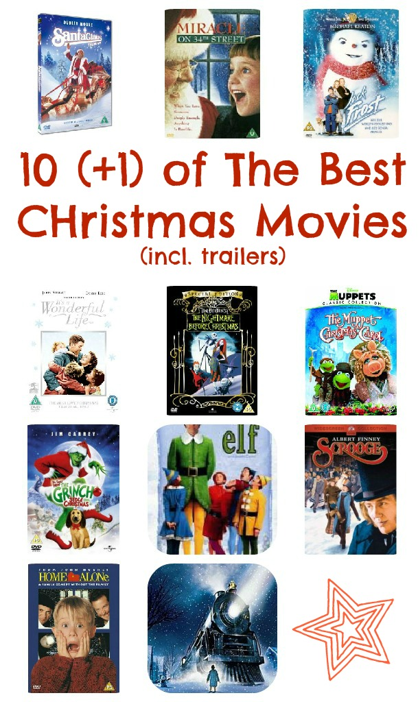 Top Ten Christmas Movies on DVD - Theatre, Books and Movies