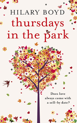 Friday book review - Thursdays in the Park by Hilary Boyd