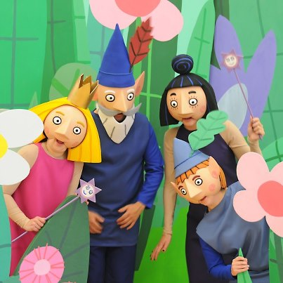 Ben & Holly Live Review