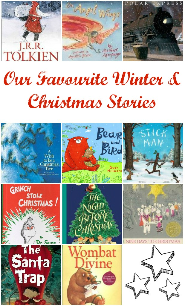 Our Favourite Christmas Picture Books