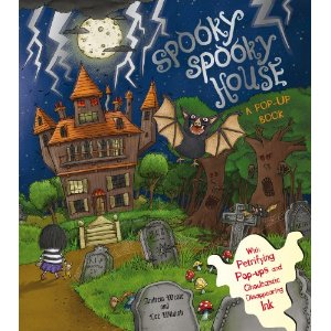 Red House Children's Book Award Blog Tour - Andrew Weale and Spooky Spooky House