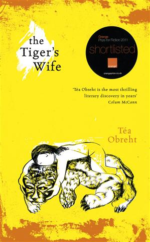 Book Review The Tiger's Wife