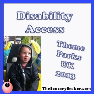 Disability Access Guide to UK Theme Parks