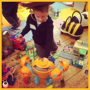 Tesco Toy Testing & A Trip to London for Our Sensory Seeker