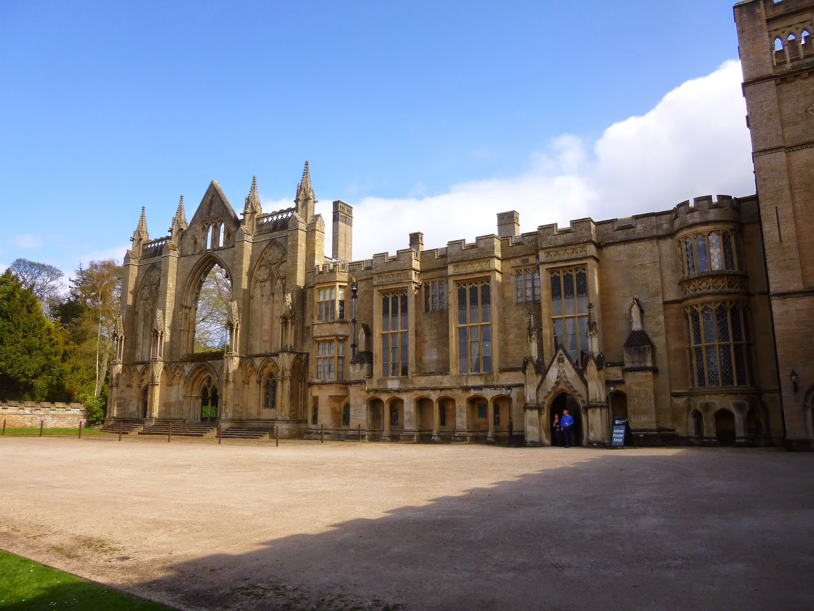 Newstead Abbey - History and Exploring