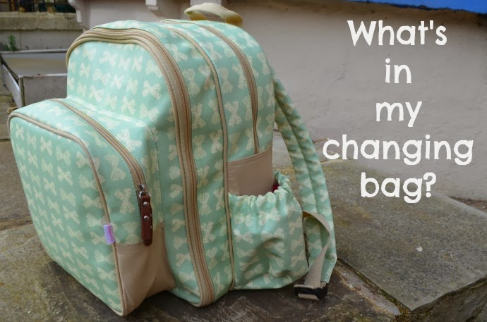 What's in my Changing Bag?
