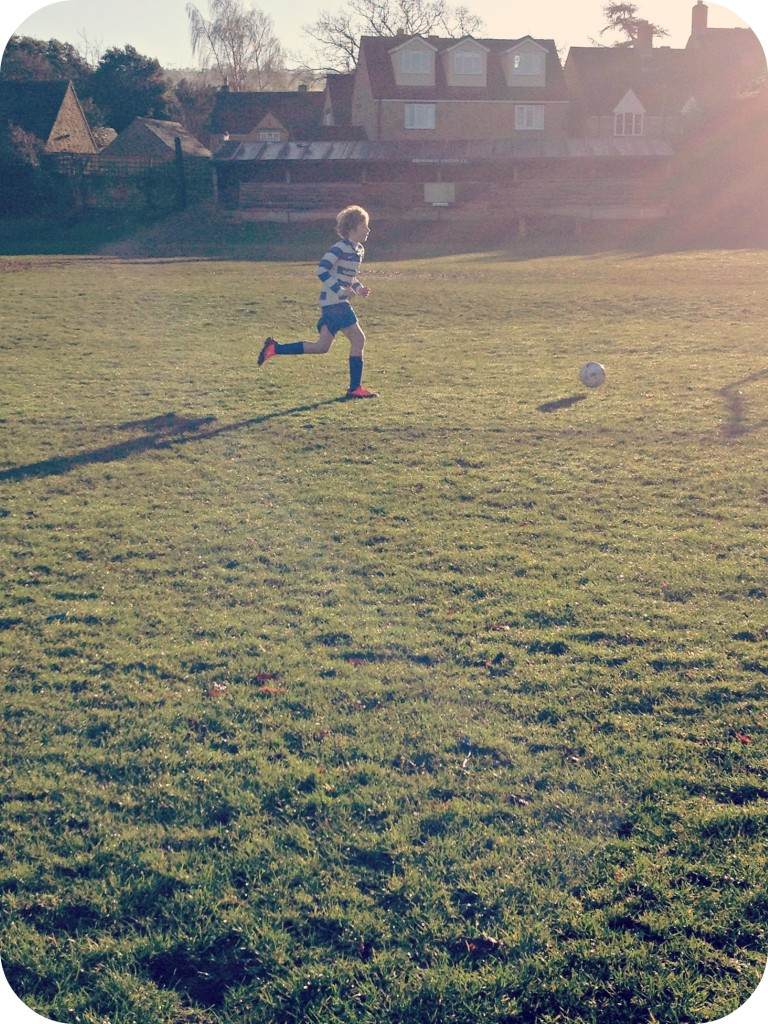 Things you need as a touchline mum - Stressy Mummy