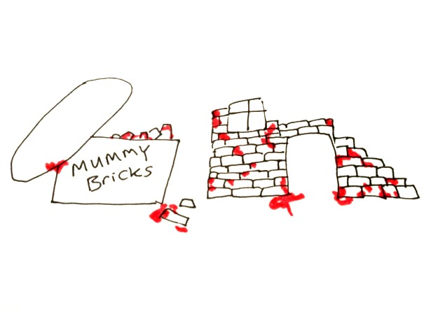 Mummy Bricks