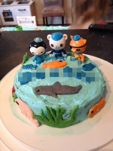 Octonauts Party for Normal Non Crafty Parents