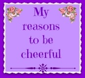A Special Reason to be Cheerful