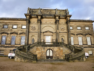 Blowing Away the Cobwebs at Kedleston Hall