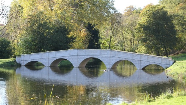 The follies of Painshill Park: Part Two