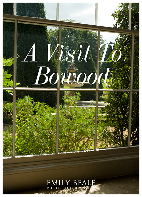 A VISIT TO BOWOOD » Emily Beale Photography