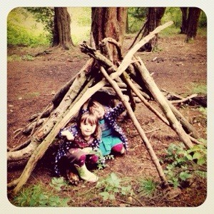 Autumn Fun!... Fairy Houses and Witch's Potions - twinstiarasandtantrums.com