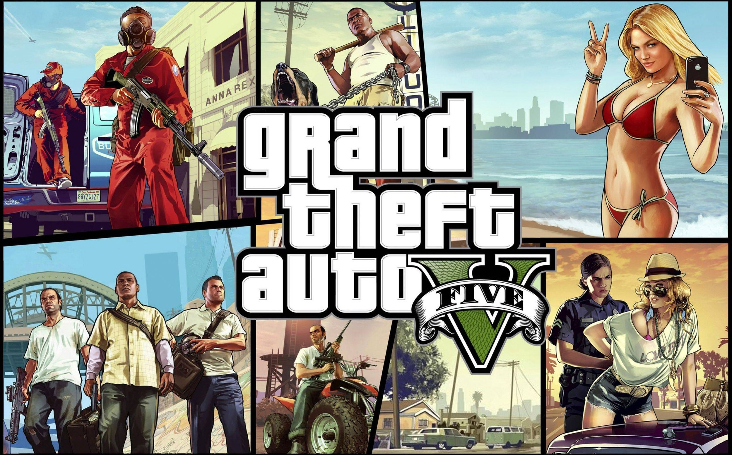 Is Grand Theft Auto suitable for a 9 year old? A guest post by @Pols80