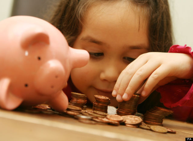 When is the right time to give your child pocket money?