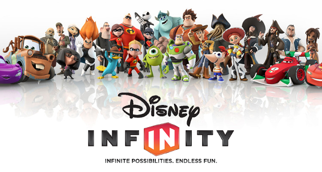 Disney Infinity & their FIRST Digital Parade.