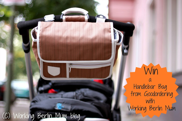 Review & Giveaway: Goodordering Handlebar Bag