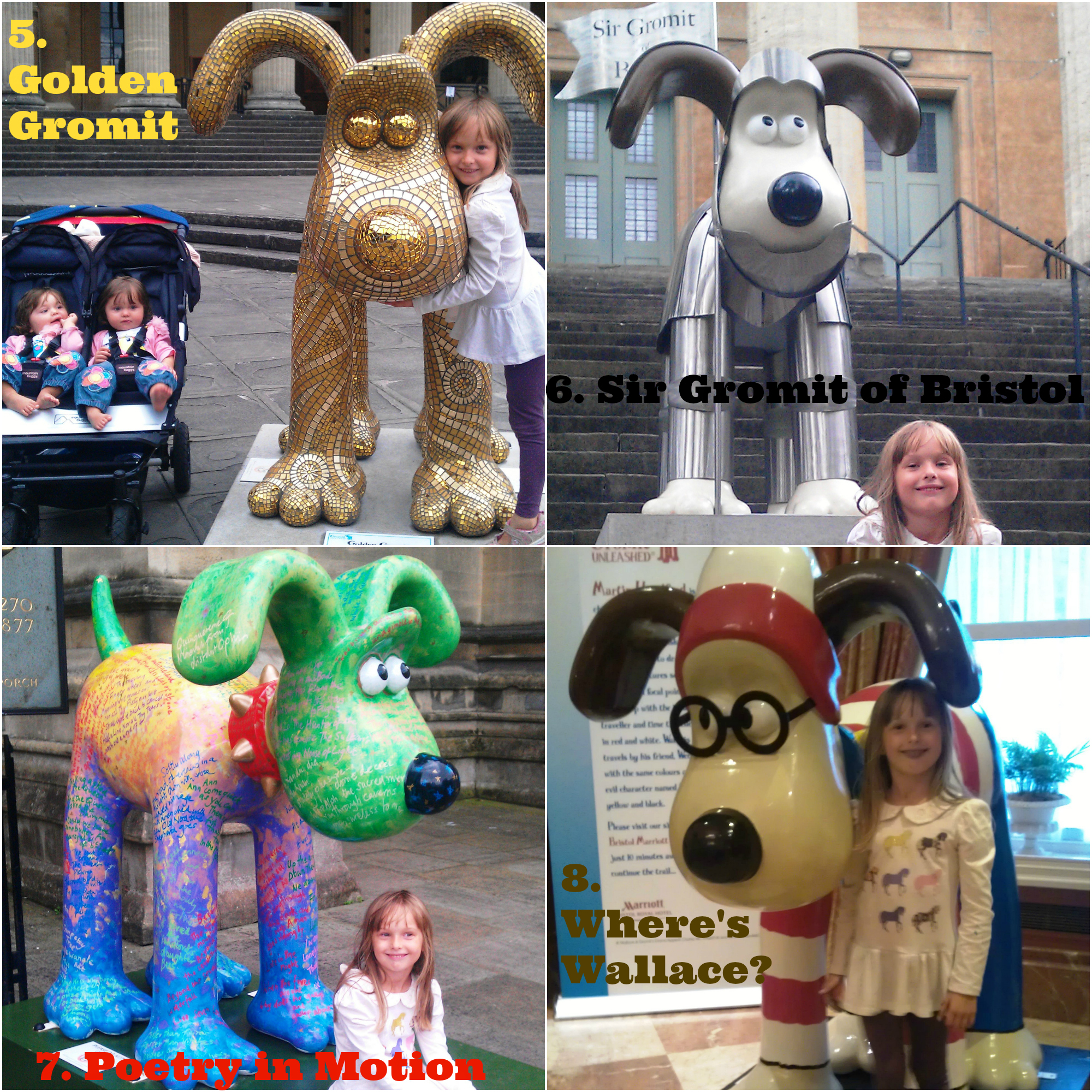 Gromit Unleashed: Going Gromit Spotting in Bristol