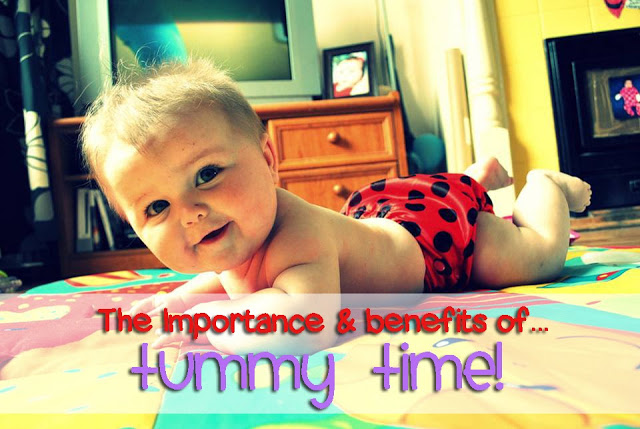 Q&A - The importance & benefits of Tummy Time.