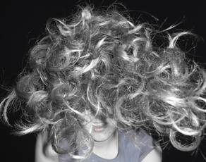 How to look after curly hair