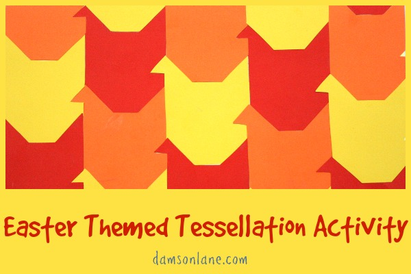 Easter Tessellation Activity