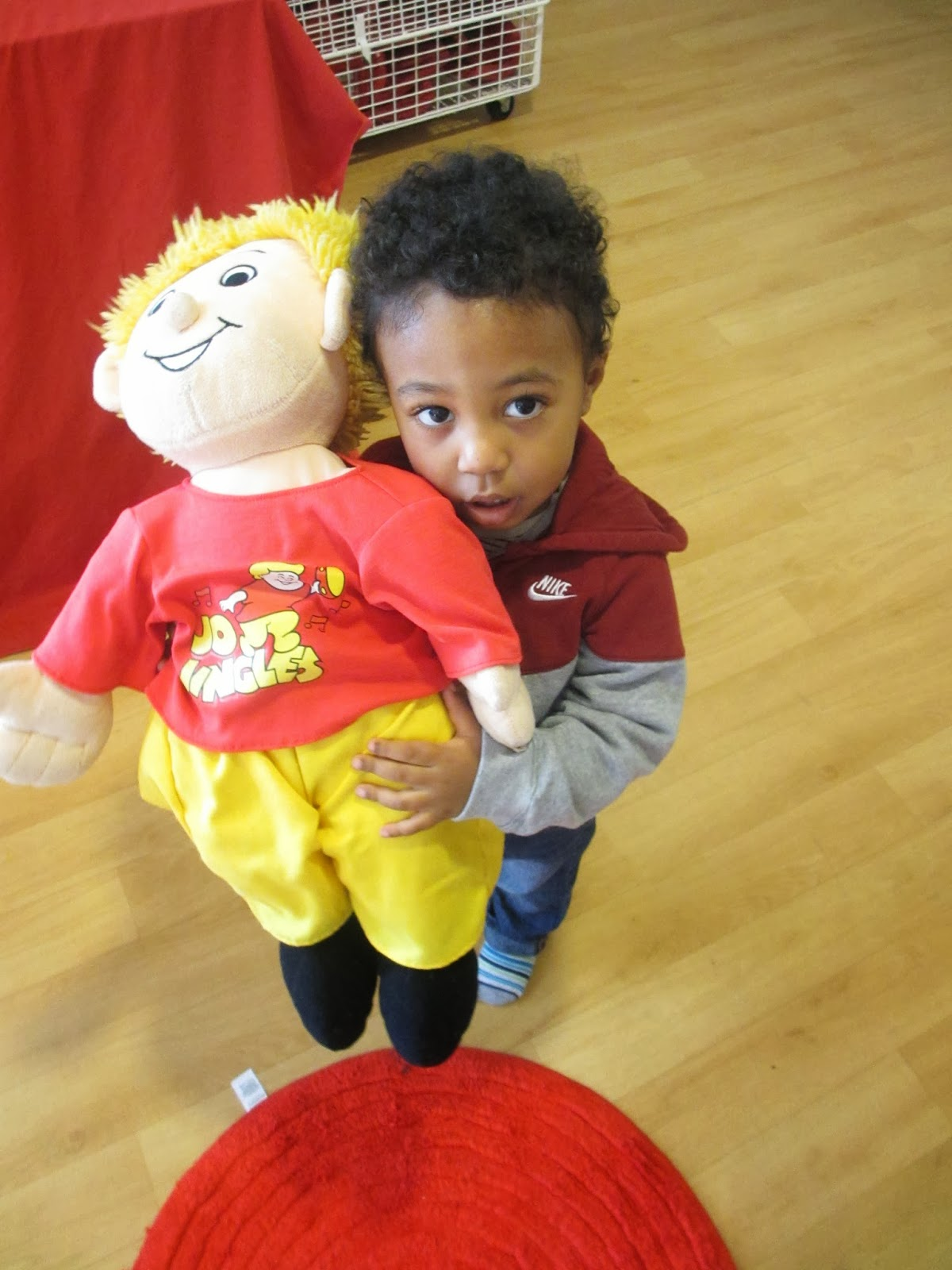 Jo Jingles - Music, singing and movement! (review)