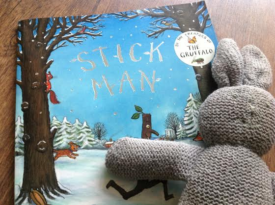 Christmas Reading Ideas for Toddlers and Children: Stickman