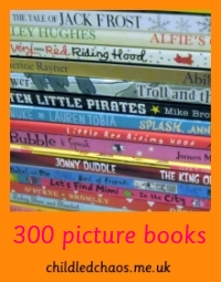 Picture Book Reading Challenge for 2014