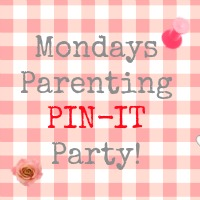 Mondays Parenting Pin It Party #16