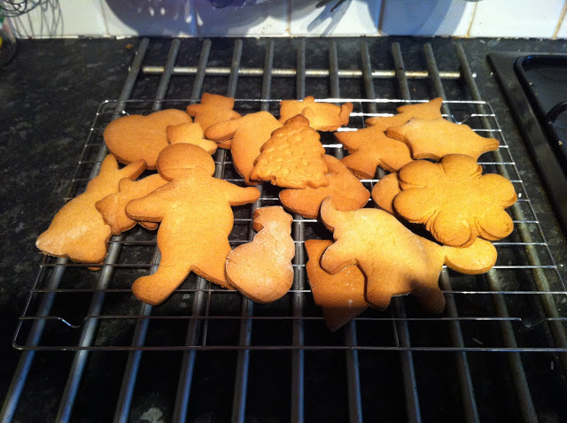 Food - Dotty's baking day