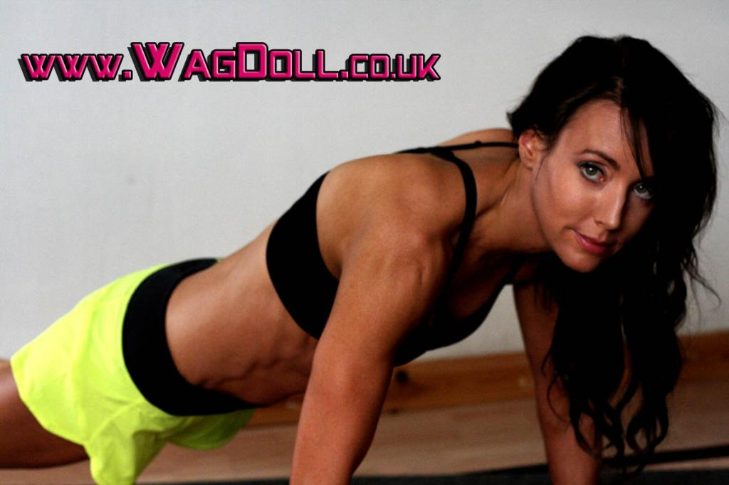 The Wag Doll Protocol: Push Ups Part 1 - How To Do A Push Up Video
